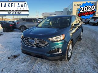 New 2020 Ford Edge SEL  - Navigation - Activex Seats - $242 B/W for sale in Prince Albert, SK