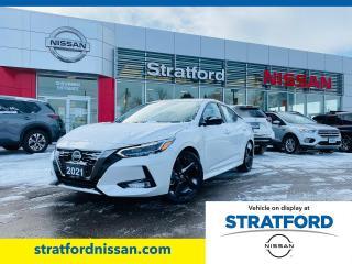 New 2021 Nissan Sentra 2.0 SR CVT for sale in Stratford, ON