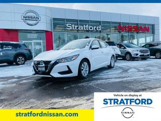New 2021 Nissan Sentra S for sale in Stratford, ON