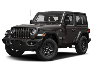 New 2021 Jeep Wrangler Sport Willys Edition for sale in Ottawa, ON