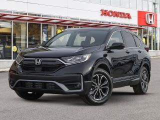 New 2021 Honda CR-V EX-L for sale in Vancouver, BC