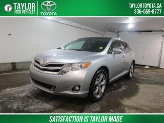 Used 2015 Toyota Venza V6 for sale in Regina, SK