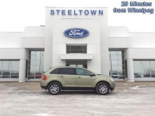 Used 2013 Ford Edge SEL AWD  - Bluetooth -  SYNC -  SiriusXM for sale in Selkirk, MB