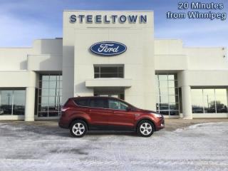 Used 2014 Ford Escape SE FWD  - Bluetooth -  Heated Seats for sale in Selkirk, MB