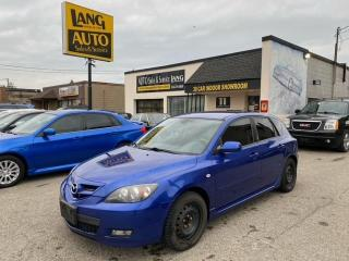 Used 2007 Mazda MAZDA3 GS 2 SETS 0F WHEELS  CERTIFIED for sale in Etobicoke, ON