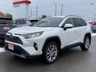 Used 2019 Toyota RAV4 Limited LIMITED+SNOW TIRES! for sale in Cobourg, ON