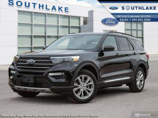 New 2021 Ford Explorer XLT for sale in Newmarket, ON