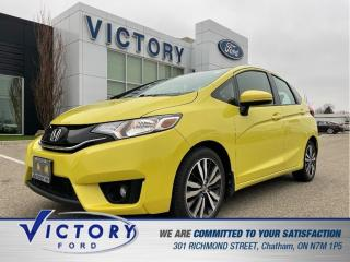 Used 2016 Honda Fit EX| WINTER AND SUMMER RIMS AND TIRES for sale in Chatham, ON