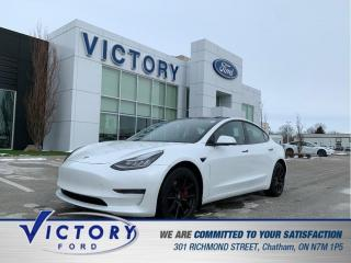 Used 2020 Tesla Model 3 Standard Range Plus| 3.99% | LANE KEEPING | ROOF | for sale in Chatham, ON