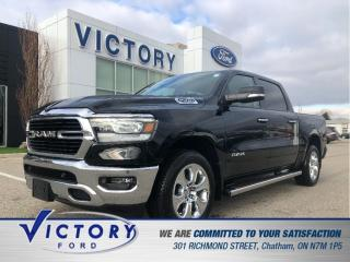 Used 2019 RAM 1500 Big Horn  NAV  HEATED SEATS for sale in Chatham, ON