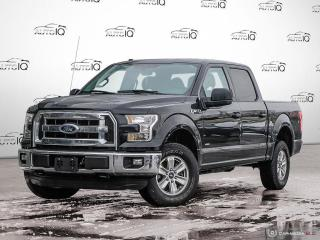 Used 2016 Ford F-150 XLT for sale in Oakville, ON