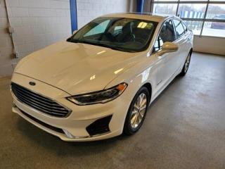Used 2019 Ford Fusion Hybrid SEL for sale in Moose Jaw, SK