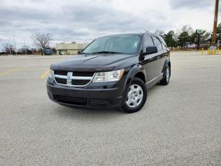 Used 2010 Dodge Journey 7 PASSENGERS, NO ACCIDENT, ONE OWNER, CERTIFIED for sale in Mississauga, ON