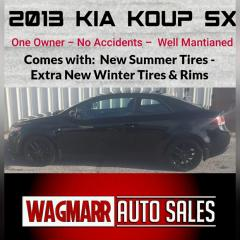Used 2013 Kia Forte Koup SX for sale in Kingston, ON