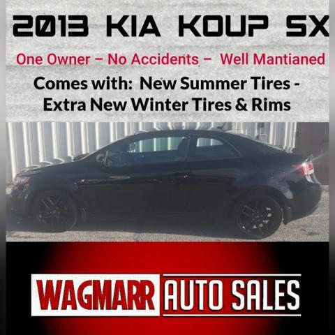 2013 Kia Forte Koup SX