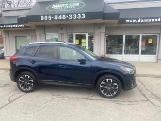 Used 2016 Mazda CX-5 GT for sale in Mississauga, ON
