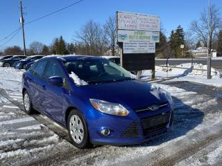 Used 2012 Ford Focus SE CERTIFIED for sale in Komoka, ON