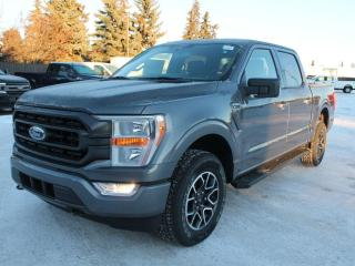 New 2021 Ford F-150 XLT | 301a | 4x4 | Power Drivers Seat | Sport | Trailer Brake Controller for sale in Edmonton, AB