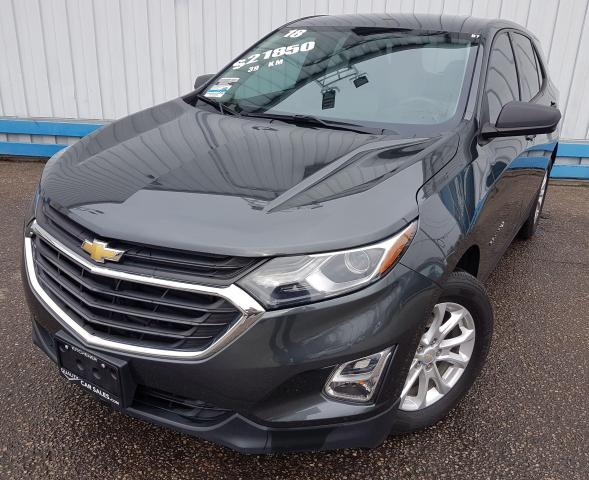 2018 Chevrolet Equinox LS *HEATED SEATS*