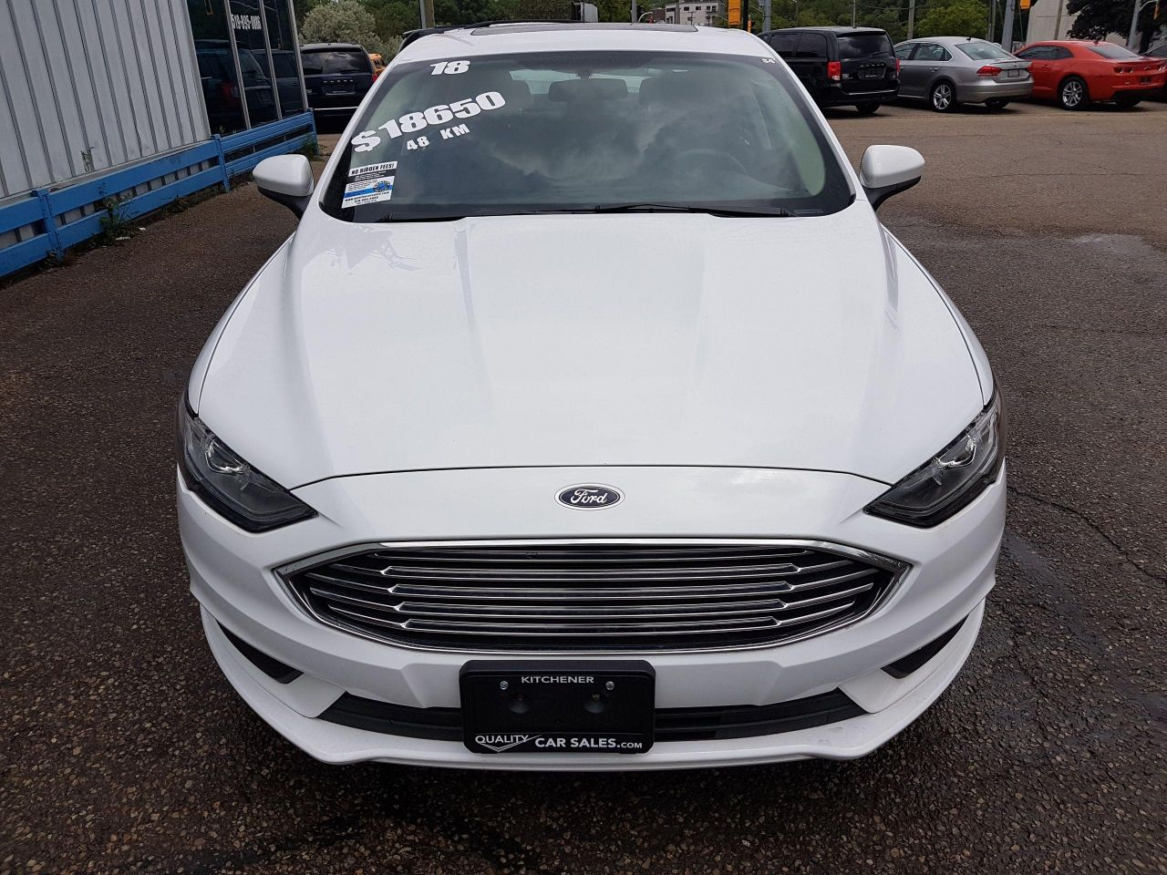 2018 Ford Fusion
