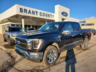 New 2021 Ford F-150 King Ranch for sale in Brantford, ON