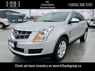 Used 2010 Cadillac SRX 3.0 Luxury for sale in Surrey, BC