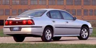 Used 2003 Chevrolet Impala Base for sale in Brockville, ON