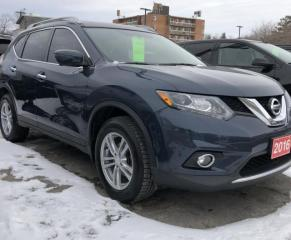 Used 2016 Nissan Rogue for sale in Brockville, ON