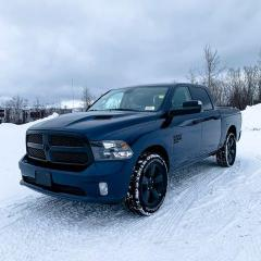 New 2021 RAM 1500 Classic NIGHT EDITION for sale in Kapuskasing, ON