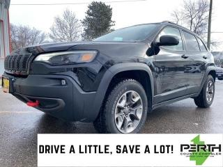 Used 2019 Jeep Cherokee Trailhawk Elite | Sunroof | V6 | Tow Package | Ven for sale in Mitchell, ON