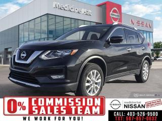 Used 2017 Nissan Rogue SV for sale in Medicine Hat, AB