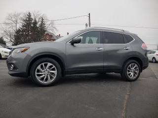 Used 2014 Nissan Rogue AWD 4dr SL Limited for sale in Stoney Creek, ON