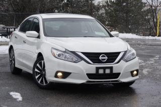Used 2017 Nissan Altima SV Blind spot Sun Roof for sale in North York, ON