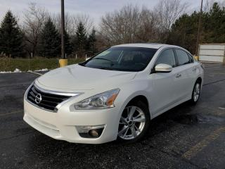 Used 2015 Nissan Altima SL for sale in Cayuga, ON