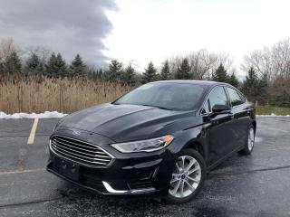 Used 2019 Ford Fusion ENERGI SE for sale in Cayuga, ON