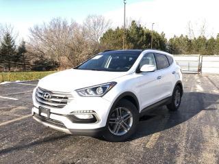 Used 2018 Hyundai Santa Fe Sport AWD for sale in Cayuga, ON