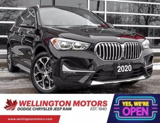 Used 2020 BMW X1 xDrive28i >> Leather >> AWD >> Warranty !! for sale in Guelph, ON