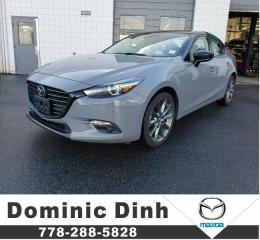 Used 2018 Mazda MAZDA3 GT PREMIUM for sale in Richmond, BC