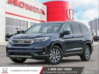 New 2021 Honda Pilot EX-L Navi GPS NAVIGATION | HEATED SEATS | HONDA SENSING TECHNOLOGIES for sale in Cambridge, ON