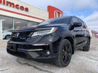 New 2021 Honda Pilot Black Edition for sale in Simcoe, ON