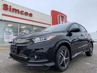 New 2021 Honda HR-V Sport for sale in Simcoe, ON