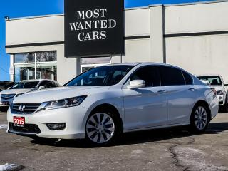 Used 2015 Honda Accord EX-L|LANE DEP|CAMERA|SUNROOF|17