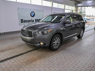 Used 2015 Infiniti QX60 AWD for sale in Edmonton, AB