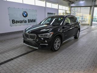 Used 2018 BMW X1 xDrive28i for sale in Edmonton, AB
