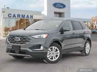 New 2020 Ford Edge SEL for sale in Carman, MB