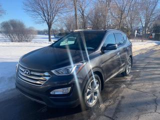 Used 2016 Hyundai Santa Fe Sport 2.0T Premium Adventure Edition for sale in Roxboro, QC