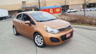 Used 2013 Kia Rio 4 Door, Auto, Low KM, 3 Years warranty available for sale in Toronto, ON