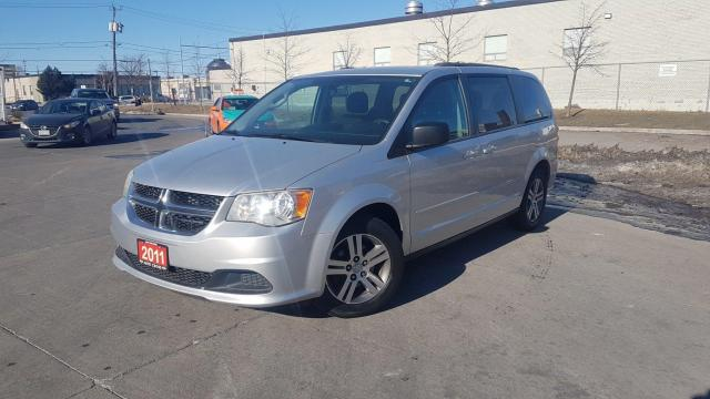 2011 Dodge Grand Caravan Stow&Go, 7 Pass, 3/Y Warranty Availble