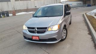 Used 2013 Dodge Grand Caravan 7 Pass, only 117000 km, Warranty avail for sale in Toronto, ON