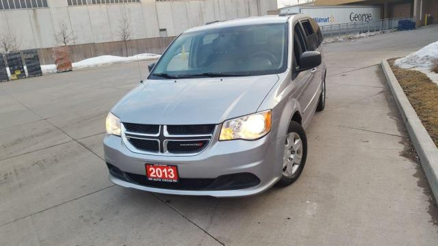 2013 Dodge Grand Caravan 7 Pass, only 117000 km, Warranty avail